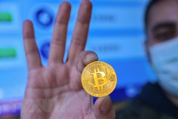 Dong tien dien tu Bitcoin lan dau tien vuot moc 34.000 USD hinh anh 1