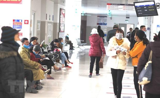 Số người nhập viện tăng đột biến do ảnh hưởng của thời tiết