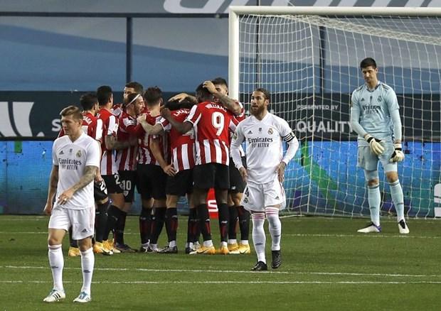 Real Madrid vo mong da tran 'kinh dien' o Sieu cup Tay Ban Nha hinh anh 1