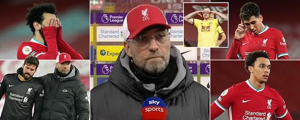 Liverpool thua soc Burnley, dut mach 4 nam bat bai tren san nha hinh anh 1