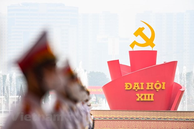 'Dang Cong san la dai dien thuc su cua toan the dan toc Viet Nam' hinh anh 1