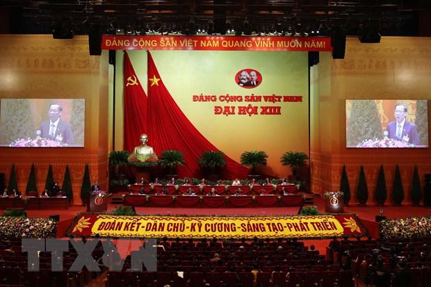 Dai hoi XIII: Kieu bao tai My ky vong Dang co quyet sach dung dan hinh anh 1