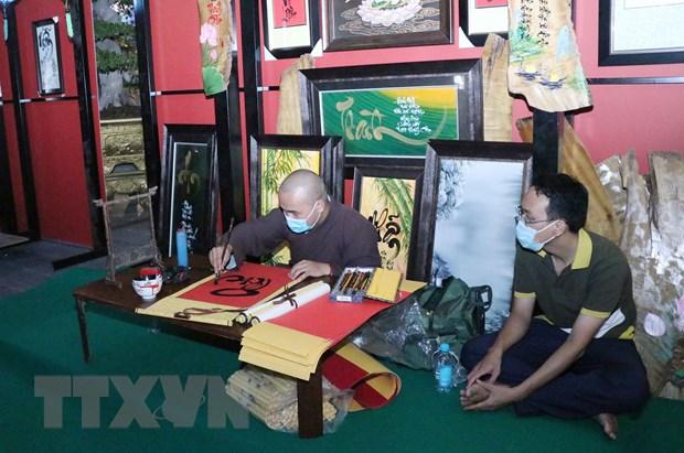 Khai mac le hoi Pho ong Do 'Xuan binh an' tai Thanh pho Ho Chi Minh hinh anh 1