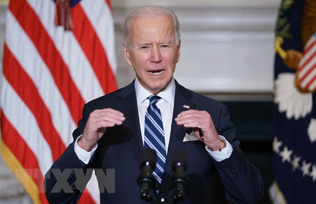Ong Biden khong tiep don cac nha lanh dao nuoc ngoai trong vai thang hinh anh 1