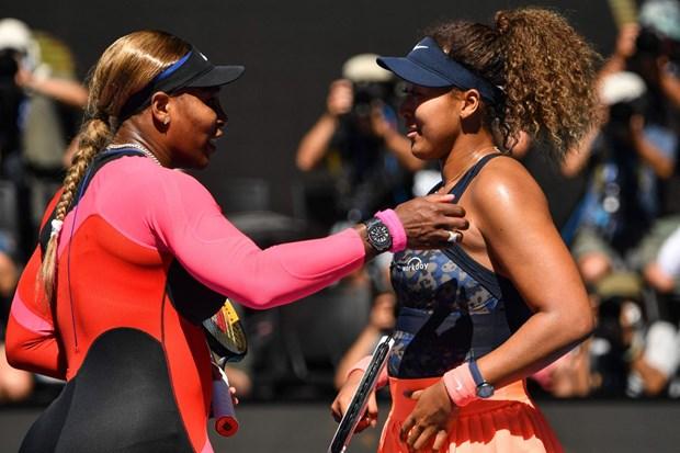 Australian Open: Djokovic lan thu 9 vao chung ket, Osaka ha Serena hinh anh 1