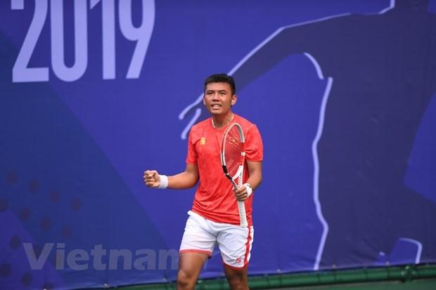 Viet Nam dang cai Davis Cup nhom III Khu vuc chau A-Thai Binh Duong hinh anh 1