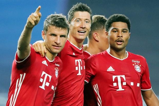Lich truc tiep Champions League: Lazio-Bayern, Atletico-Chelsea hinh anh 1