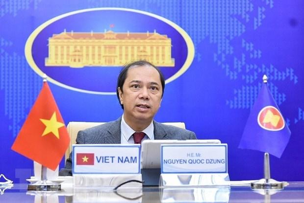 Viet Nam-Thai Lan thuc day hieu qua quan he Doi tac chien luoc hinh anh 1