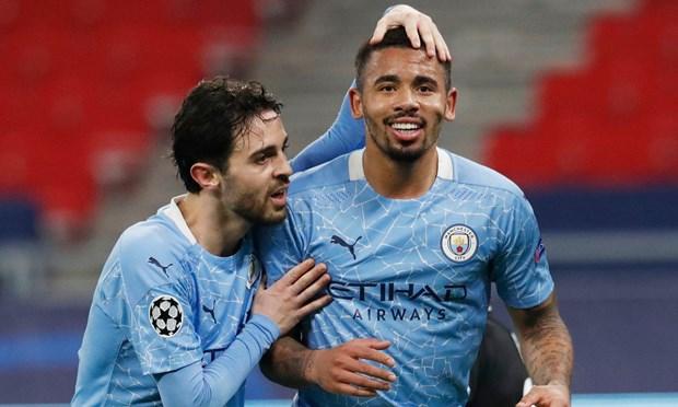 Champions League: Real thang nhoc Atalanta, Man City ha Gladbach hinh anh 1