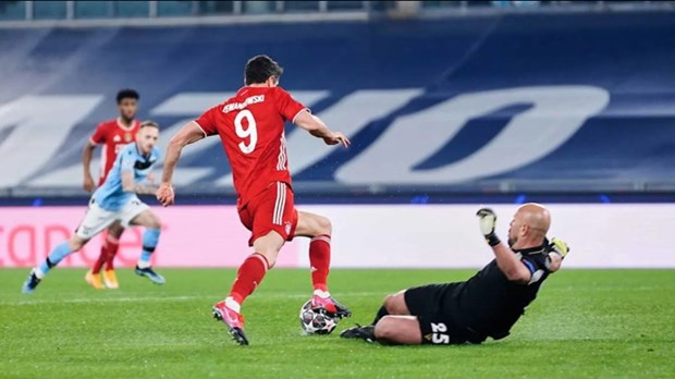 Ket qua chi tiet luot di vong 1/8 Champions League: Khach gianh uu the hinh anh 1