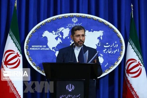 Iran: My can do bo trung phat truoc khi dam phan thoa thuan hat nhan hinh anh 1
