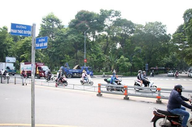 Som khoi cong du an hon 4.800 ty dong tai cua ngo san bay Tan Son Nhat hinh anh 1