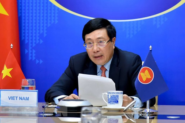 IAMM: Viet Nam cung cac nuoc hop tac day lui dich benh COVID-19 hinh anh 1
