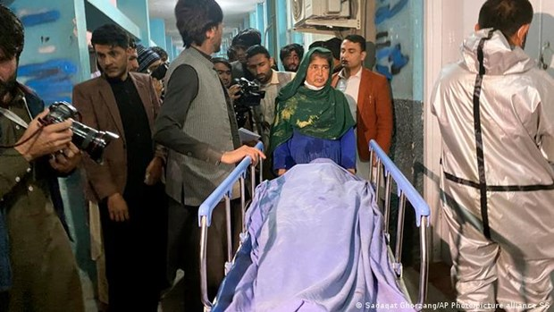 Afghanistan: 3 nu nhan vien truyen hinh thiet mang trong 2 vu tan cong hinh anh 1