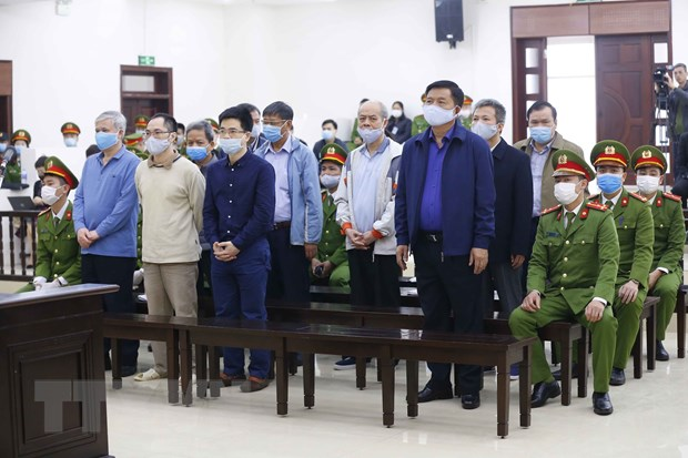 Vu Ethanol Phu Tho: Doi chat lam ro sai pham trong chi dinh thau hinh anh 1