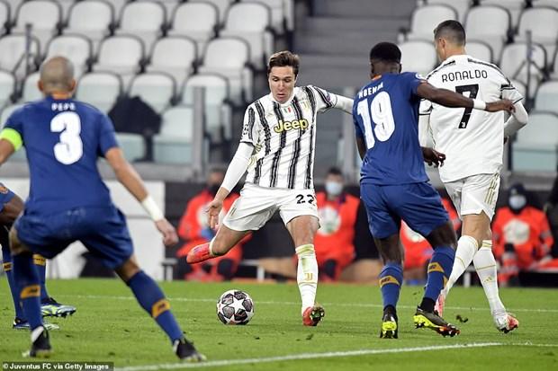 Juventus bi loai khoi Champions League boi luat ban thang san khach hinh anh 1