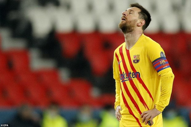 Champions League: Barcelona bi loai, Liverpool thang tien tu ket hinh anh 1