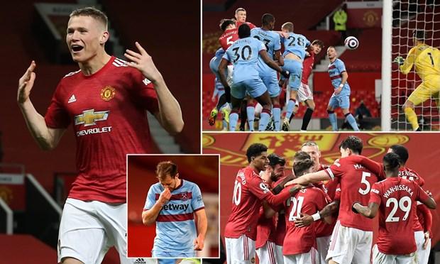 Premier League: Arsenal thang nguoc Tottenham, M.U tro lai top 2 hinh anh 2
