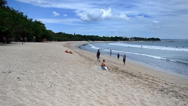 Indonesia mo cua ba 'vung xanh' tai Bali cho khach du lich hinh anh 1