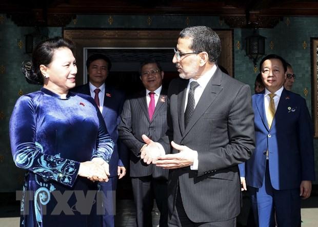 Viet Nam-Maroc: Tu moi luong duyen lich su den doi tac tin cay hinh anh 1