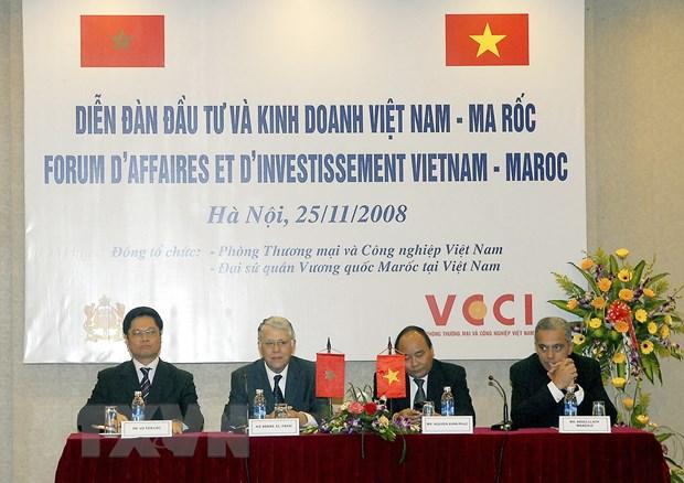 Viet Nam-Maroc: Tu moi luong duyen lich su den doi tac tin cay hinh anh 2