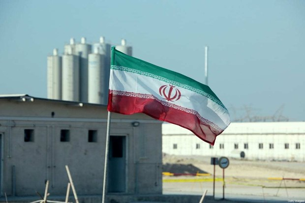 Nha may dien hat nhan Bushehr cua Iran co nguy co dong cua hinh anh 1