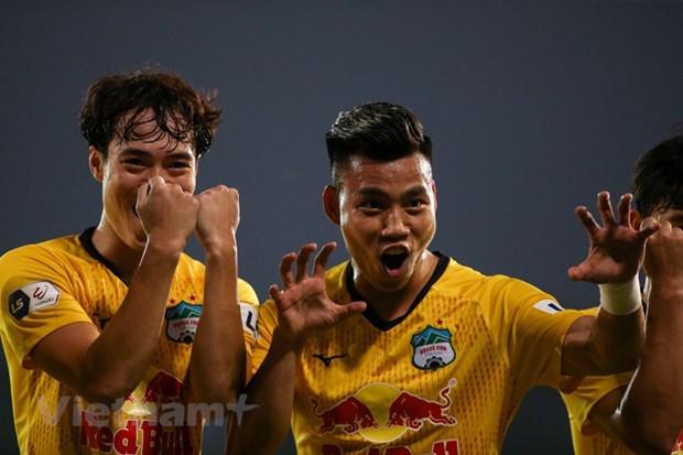 Vong 8 V-League 2021: Ha Noi gap kho, co hoi lon cho SHB Da Nang hinh anh 2