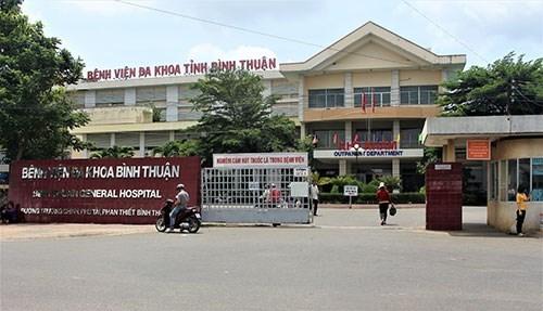 Cach chuc Pho Giam doc Benh vien da khoa tinh Binh Thuan hinh anh 1