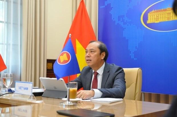 ASEAN quan ngai ve van de Bien Dong va tinh hinh Myanmar hinh anh 2