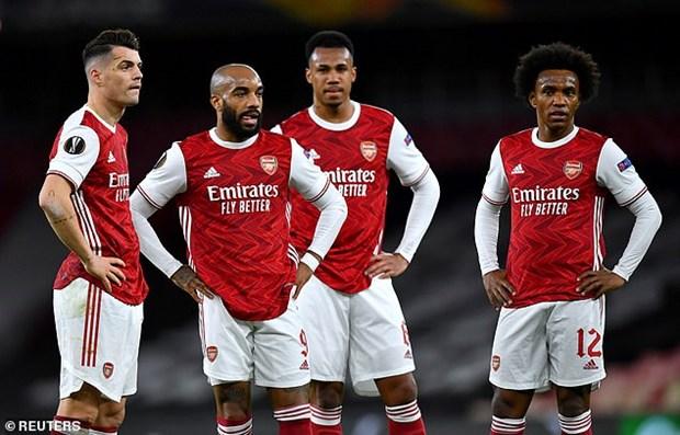 Europa League: M.U rong cua vao ban ket, Arsenal danh roi chien thang hinh anh 1