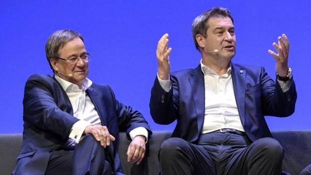 Lãnh đạo CDU và CSU muốn ứng cử chức thủ tướng