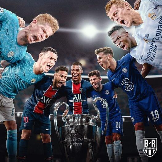 Real Madrid va Man City gianh ve vao ban ket Champions League hinh anh 3