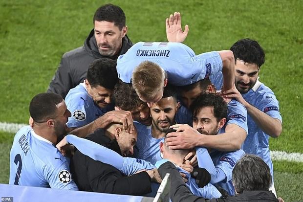Real Madrid va Man City gianh ve vao ban ket Champions League hinh anh 2