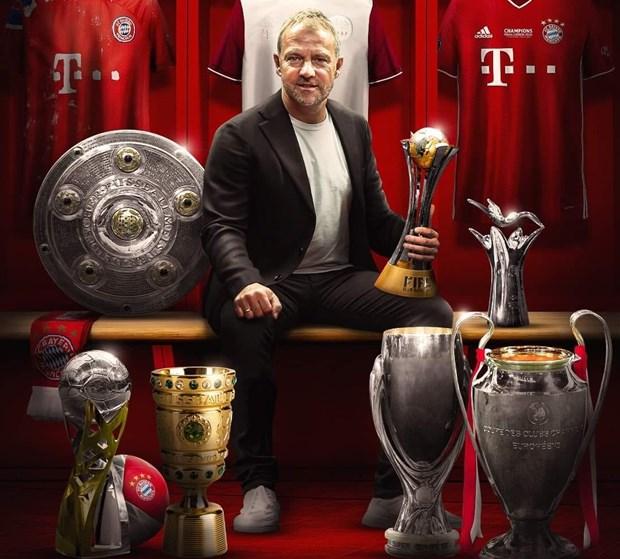 Julian Nagelsmann chinh thuc tro thanh HLV truong cua Bayern Munich hinh anh 1