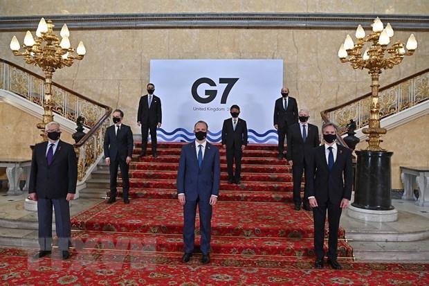 My: Hoi nghi G7 van dien ra theo ke hoach bat chap lo ngai ve COVID-19 hinh anh 1