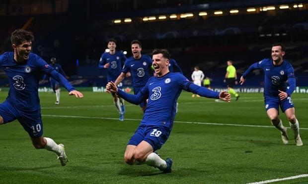Ha Real Madrid, Chelsea doi dau Man City o chung ket Champions League hinh anh 2