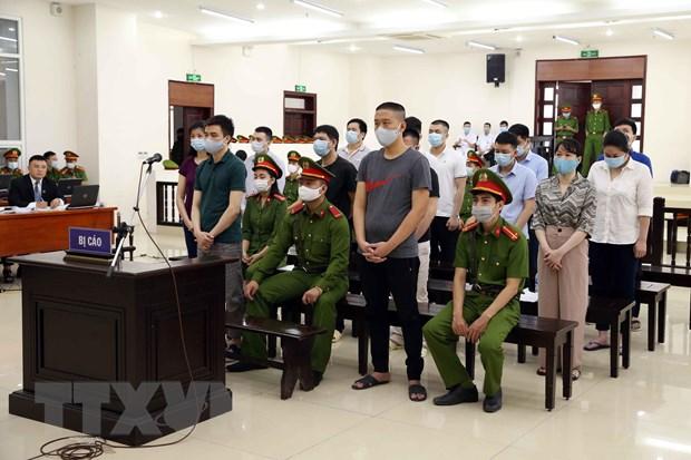 Vu Cong ty Nhat Cuong: Luat su va cac bi cao xin giam nhe hinh phat hinh anh 1