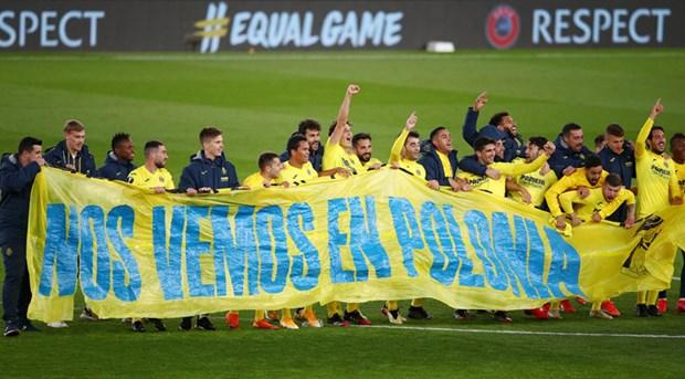 Manchester United doi dau Villarreal o chung ket Europa League hinh anh 1