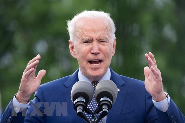 My: Ty le tin nhiem cua Tong thong My Joe Biden tiep tuc tang hinh anh 1