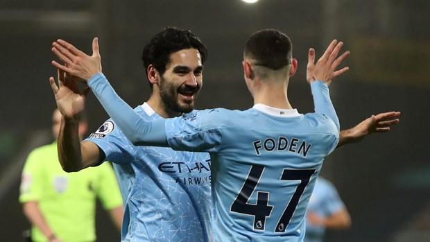 Nhung ky luc an tuong cua Manchester City trong mua giai 2020-2021 hinh anh 1