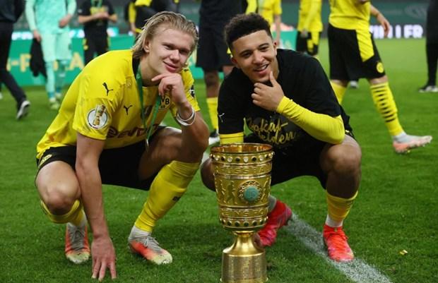 Thang dam Leipzig, Dortmund lan thu 5 gianh Cup Quoc gia Duc hinh anh 1