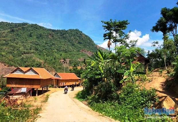 Quang Ngai: Nguoi dan vung cao lo lang vi hien tuong rung lac dia chan hinh anh 1