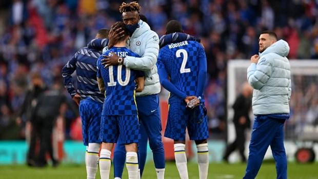 Danh bai Chelsea, Leicester City lan dau tien dang quang FA Cup hinh anh 2
