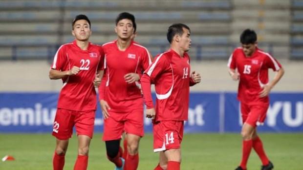 AFC xac nhan Trieu Tien rut khoi vong loai World Cup 2022 hinh anh 1
