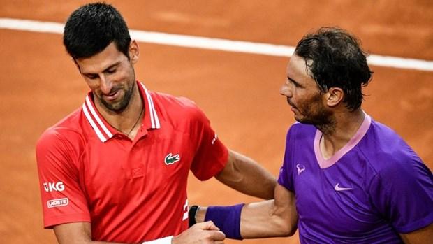 Ha be Djokovic, Nadal hoan tat 'cu Decima' tai Rome Masters hinh anh 1