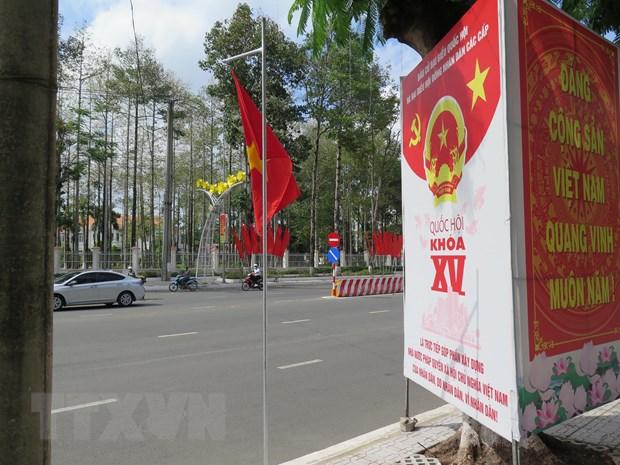 Ba Ria-Vung Tau bam sat phuong an to chuc phuc vu cuoc bau cu hinh anh 1