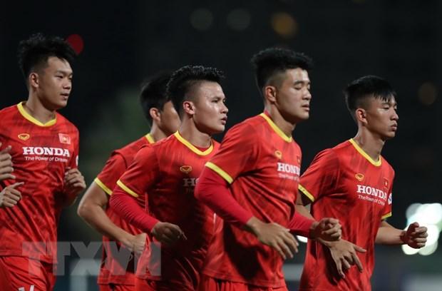 World Cup 2022: Viet Nam no luc gianh ket qua chung cuoc tot nhat hinh anh 1