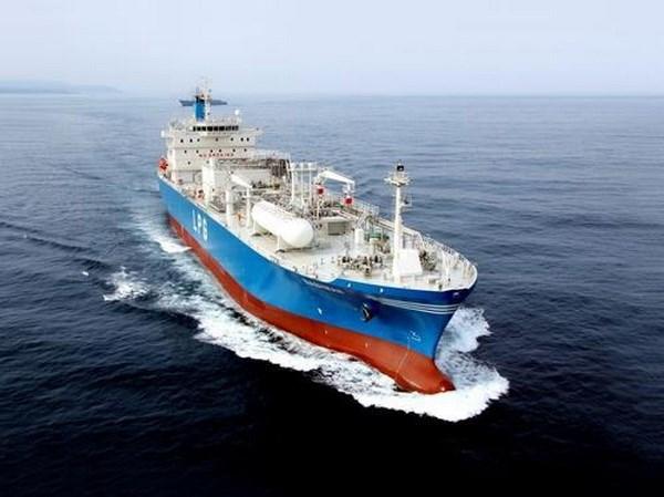 Korea Shipbuilding gianh duoc don dat hang tri gia 1,2 ty USD hinh anh 1