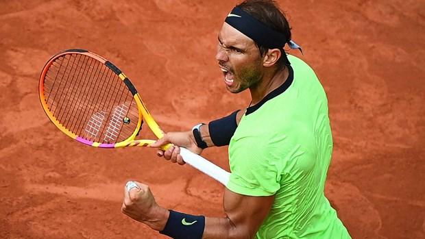 Djokovic can ke ngay 'dai chien' Federer, Nadal pho truong suc manh hinh anh 2