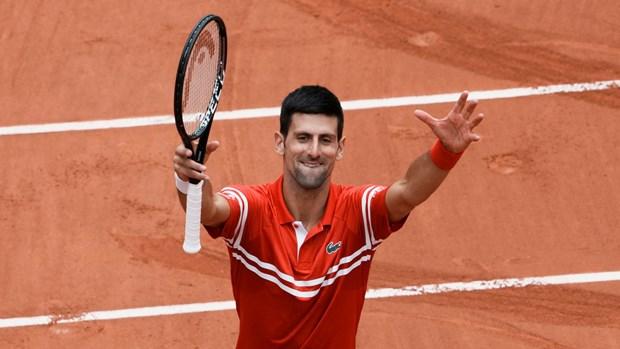Djokovic can ke ngay 'dai chien' Federer, Nadal pho truong suc manh hinh anh 1